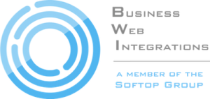 The Business Web Integrations logo.