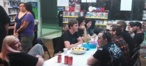 From the RPG Meet & Greet at KerSplatt!, February 27th, 2013