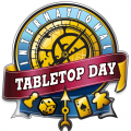 The official logo for International Tabletop Day