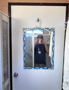 New Bathroom: Mirror