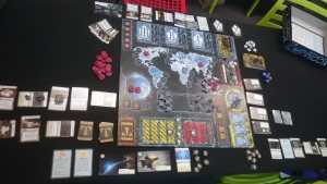 Plus, when you do win, it's absolutely glorious. Here's a 71-point victory on Normal with three players and the Infiltration invasion plan.