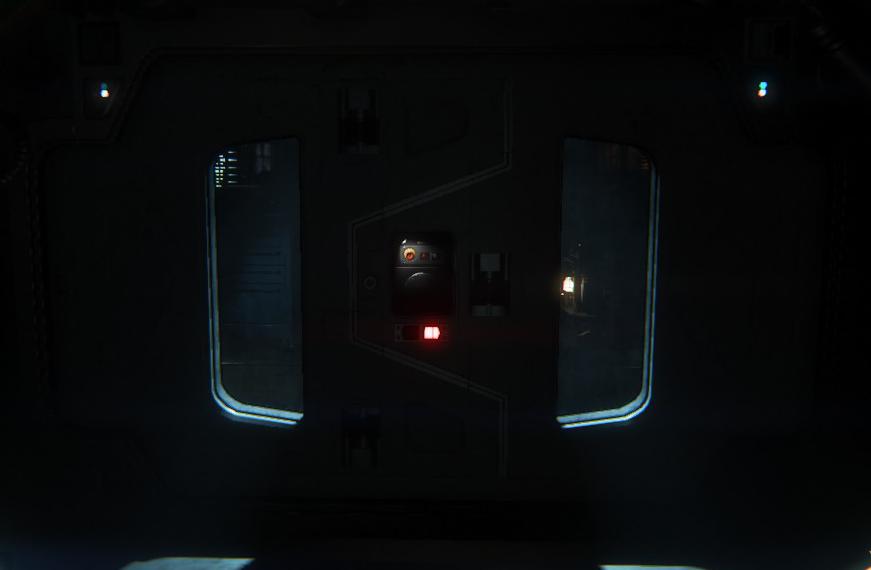 Alien: Isolation - Survivor Door